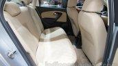VW Ameo rear seats at Auto Expo 2016