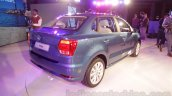 VW Ameo rear three quarter unveiled