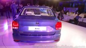 VW Ameo rear unveiled