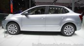 VW Ameo side at Auto Expo 2016