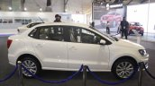 VW Ameo side at the Make in India event