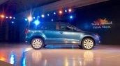 VW Ameo side live image