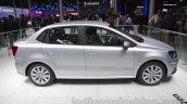 VW Ameo side profile at Auto Expo 2016
