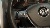 VW Ameo steering wheel left at Auto Expo 2016
