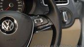 VW Ameo steering wheel right at Auto Expo 2016