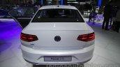 VW Passat GTE rear at 2016 Auto Expo