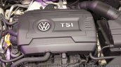 VW Polo GTI engine at Auto Expo 2016