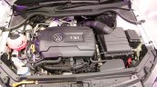 VW Polo GTI engine compartment at Auto Expo 2016