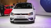 VW Polo GTI front at Auto Expo 2016