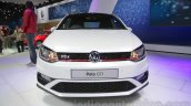 VW Polo GTI front(1) at Auto Expo 2016