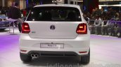 VW Polo GTI rear at Auto Expo 2016