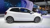 VW Polo GTI side at Auto Expo 2016