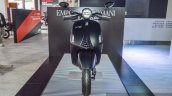 Vespa 946 Armani 125 front at Auto Expo 2016