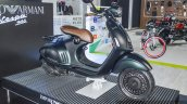 Vespa 946 Armani 125 front quarter at Auto Expo 2016
