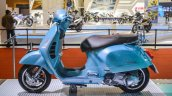 Vespa GTS 300 ABS side at Auto Expo 2016