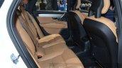 Volvo S90 rear cabin at the 2016 Geneva Motor Show Live