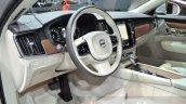 Volvo V90 AC vents at 2016 Geneva Motor Show