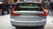 Volvo V90 rear at 2016 Geneva Motor Show