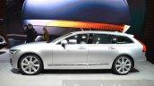 Volvo V90 side at 2016 Geneva Motor Show