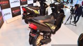 Yamaha Cygnus Ray ZR rear three quarter right