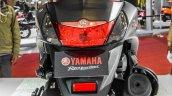 Yamaha Fascino X Special Edition rear at Auto Expo 2016