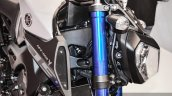 Yamaha MT-09 air intake at Auto Expo 2016