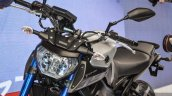 Yamaha MT-09 headlamp at Auto Expo 2016