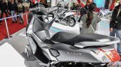 Yamaha NMax grey inner side at Auto Expo 2016