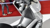 Yamaha NMax white floor board at Auto Expo 2016