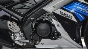 Yamaha R15S engine at Auto Expo 2016