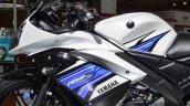 Yamaha R15S graphics at Auto Expo 2016