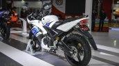 Yamaha R15S rear quarter at Auto Expo 2016