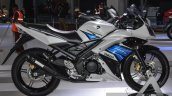 Yamaha R15S white at Auto Expo 2016