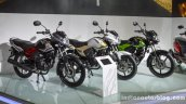 Yamaha Saluto front quarter at Auto Expo 2016