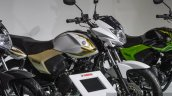 Yamaha Saluto white at Auto Expo 2016