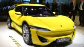 nanoFlowcell QUANTiNO front quarter unveiled at the 2016 Geneva Motor Show Live