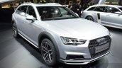 2016 Audi A4 allroad quattro front three quarter at the Geneva Motor Show Live