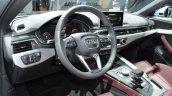 2016 Audi A4 allroad quattro interior at the Geneva Motor Show Live