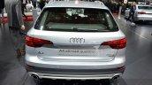 2016 Audi A4 allroad quattro rear at the Geneva Motor Show Live