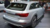 2016 Audi A4 allroad quattro rear quarter at the Geneva Motor Show Live