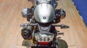 2016 BMW R nineT brushed aluminium tank rear at 2016 BIMS