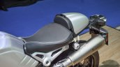 2016 BMW R nineT brushed aluminium tank seat at 2016 BIMS