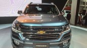 2016 Chevrolet Trailblazer Premier (facelift) front at 2016 BIMS