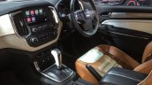 2016 Chevrolet Trailblazer Premier (facelift) interiors at 2016 BIMS