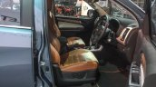 2016 Chevrolet Trailblazer Premier (facelift) seat adjustment at 2016 BIMS