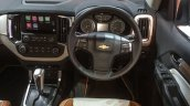 2016 Chevrolet Trailblazer Premier (facelift) steering at 2016 BIMS