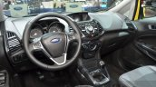 2016 Ford EcoSport S dashboard at GIMS 2016