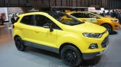 2016 Ford EcoSport S front three quarter at GIMS 2016