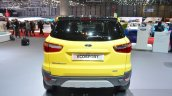 2016 Ford EcoSport S rear at GIMS 2016