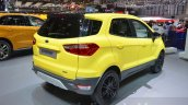 2016 Ford EcoSport S rear three quarter at GIMS 2016